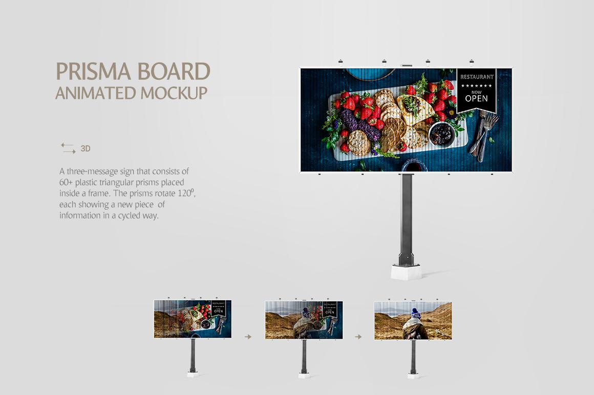 Billboard Animated Mockups Bundle example image 8