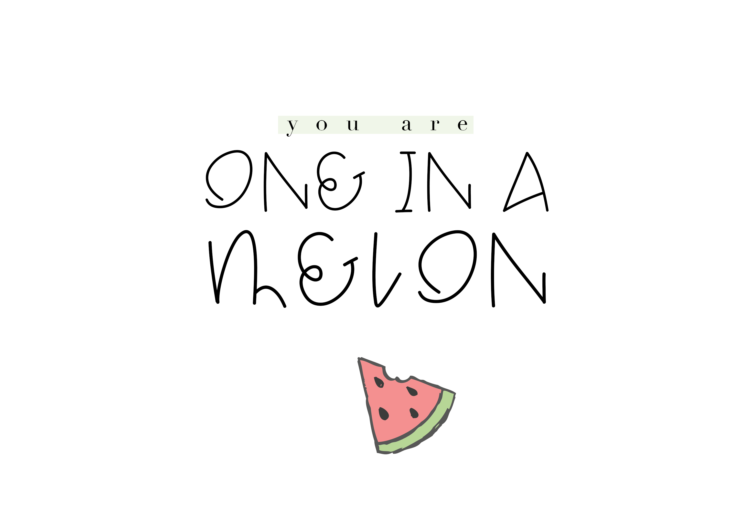 Melon - A Quirky Handwritten Font example image 3