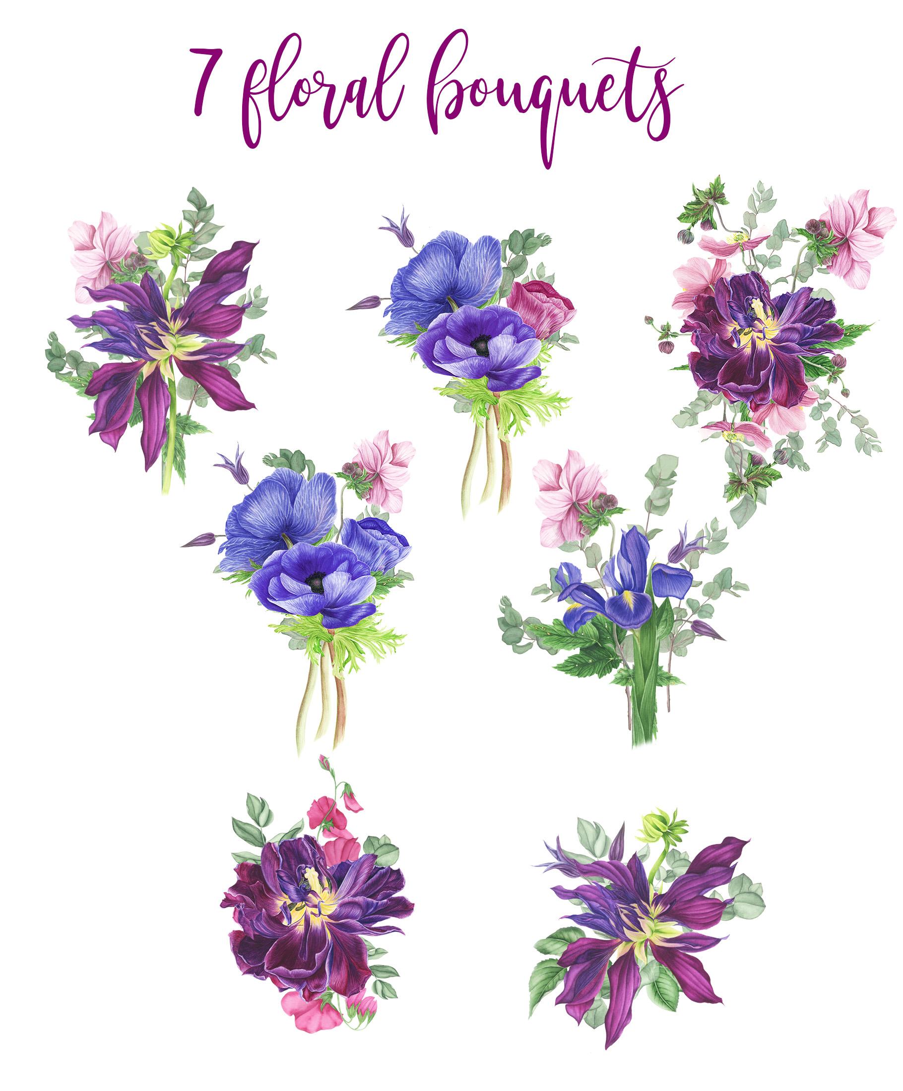 Flowers bundle example image 9