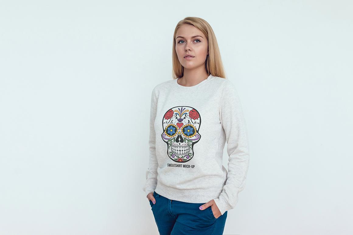 Sweatshirt Mock-Up Vol. 1 example image 13