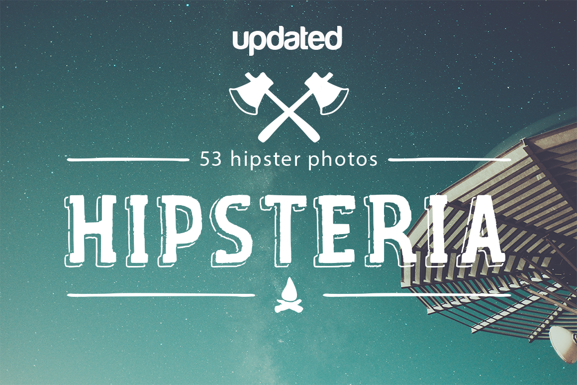 Hipsteria I and II packs example image 9