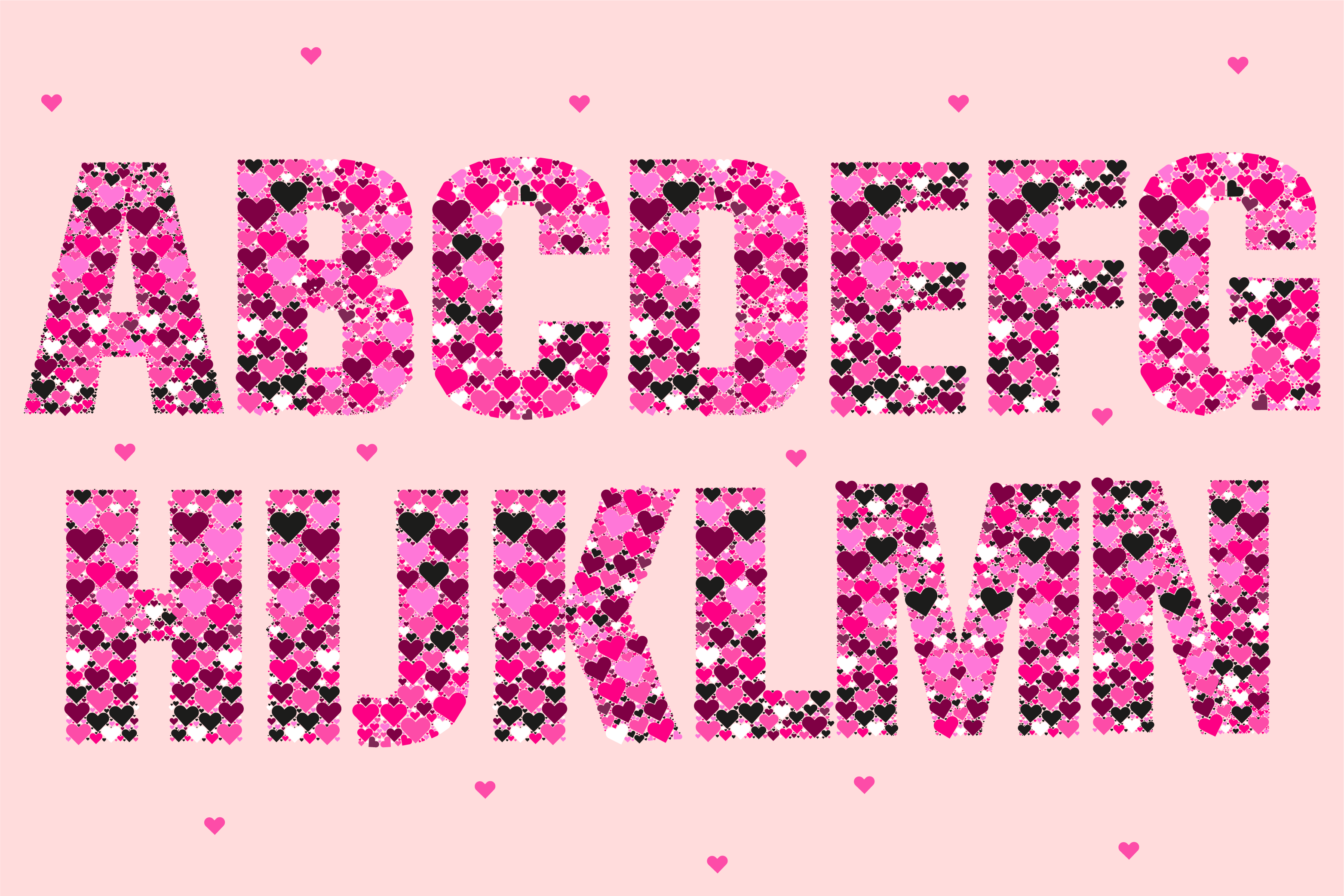 Love Font example image 6