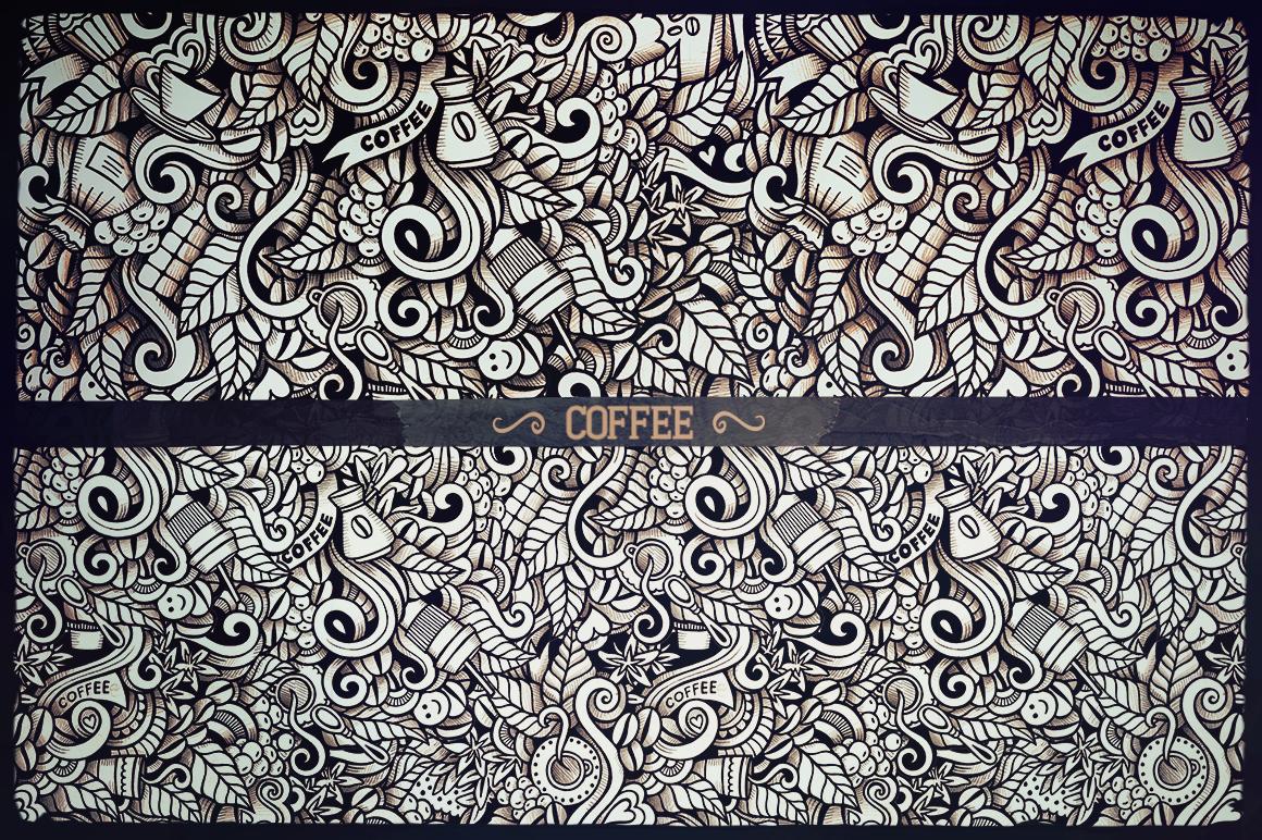 -50 SALE/ Big Doodle Patterns Bundle #2 example image 7