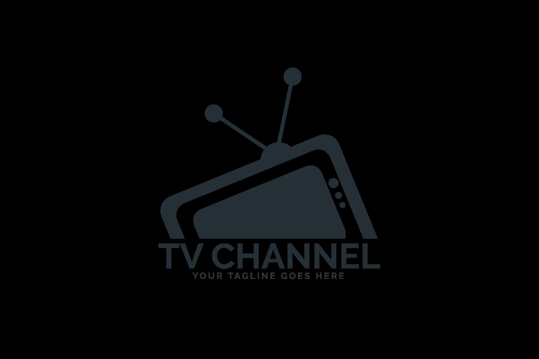TV Channel Logo Design. example image 2