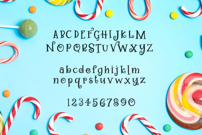 Swirly Twirly Gumdrops example image 2
