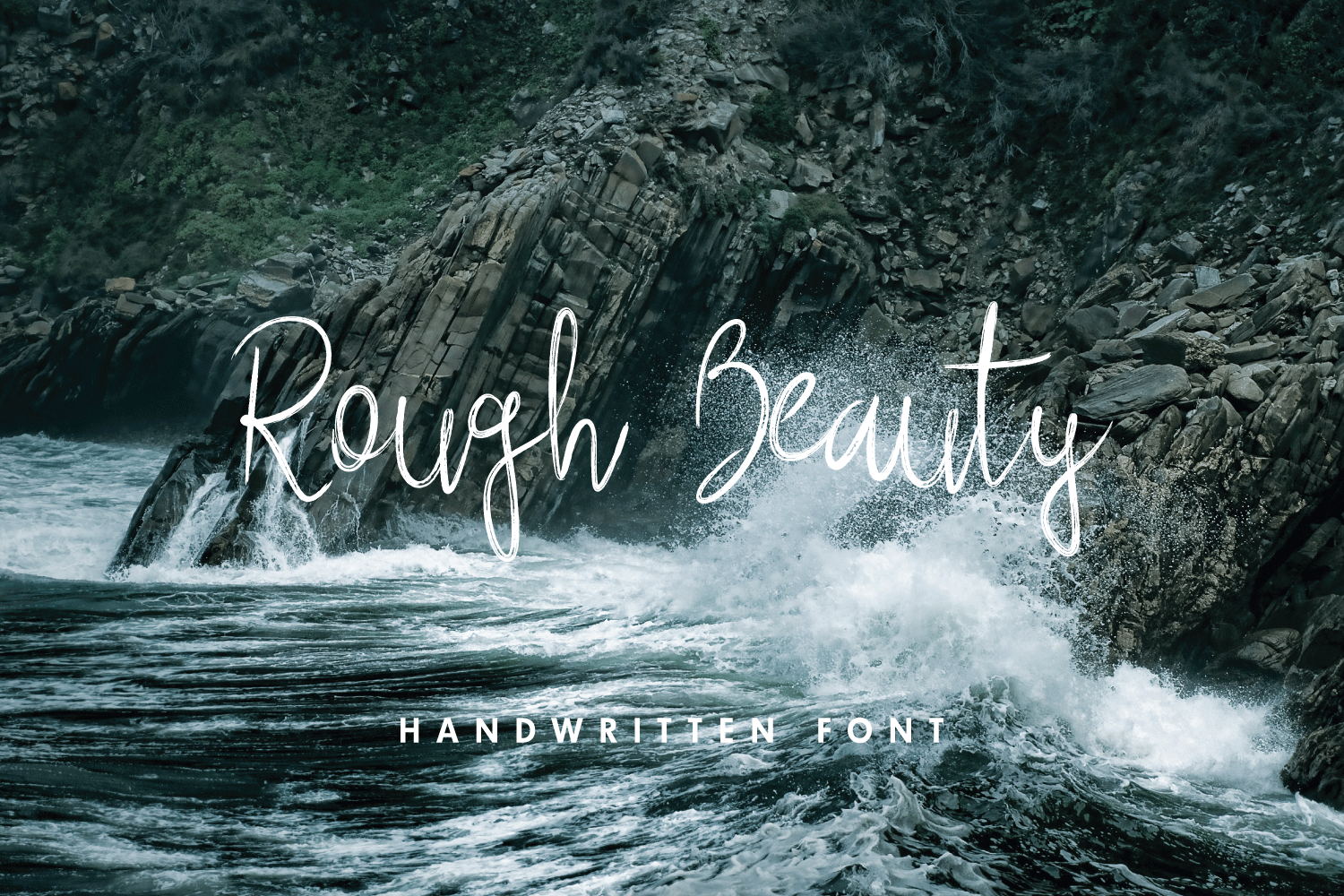 Rough Beauty Script example image 1