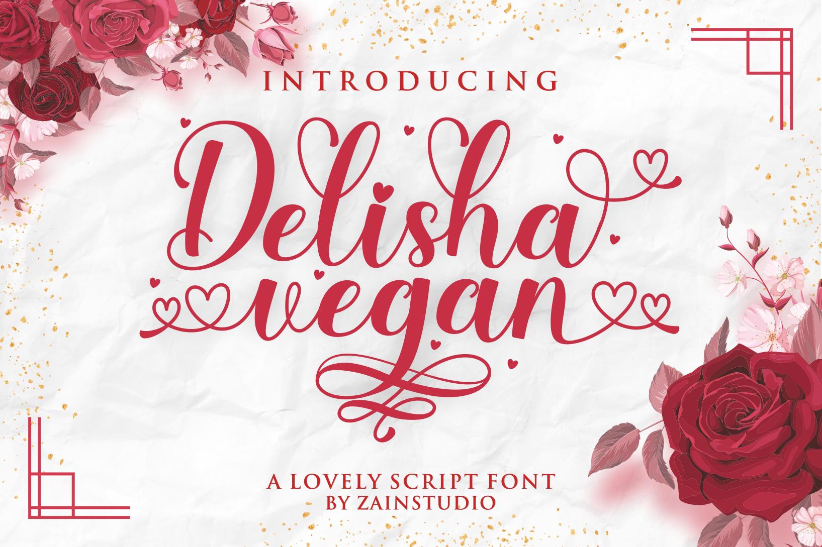 Delisha Vegan example image 1