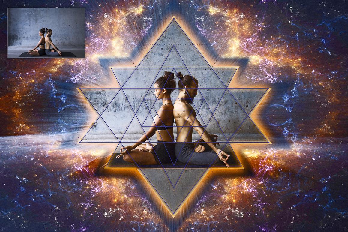 Sacred Geometry Generator example image 10