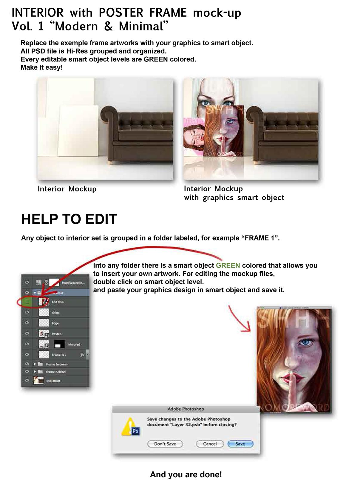 Interiors mockup example image 2