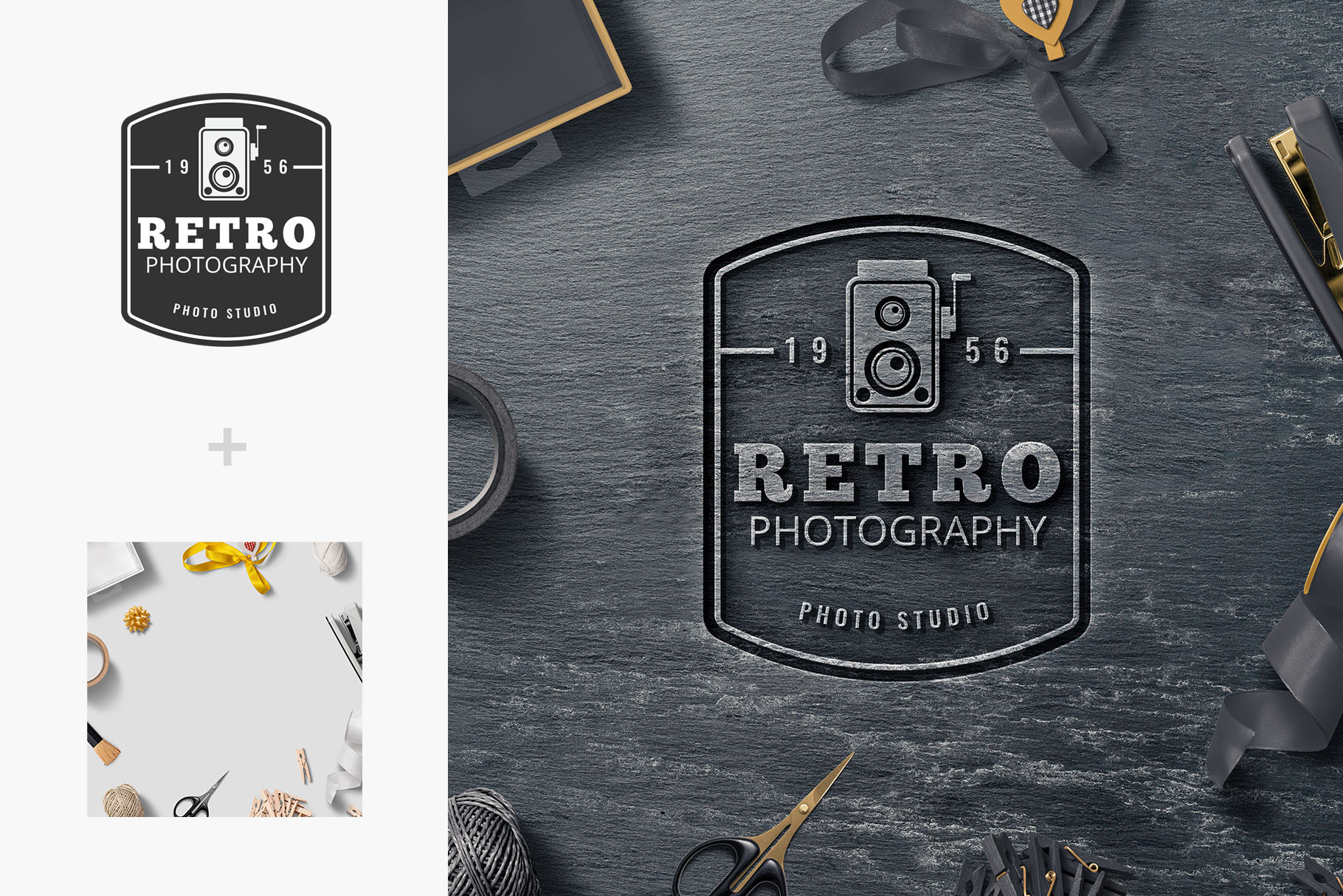 All-In-One Logo Mockup Creator example image 25