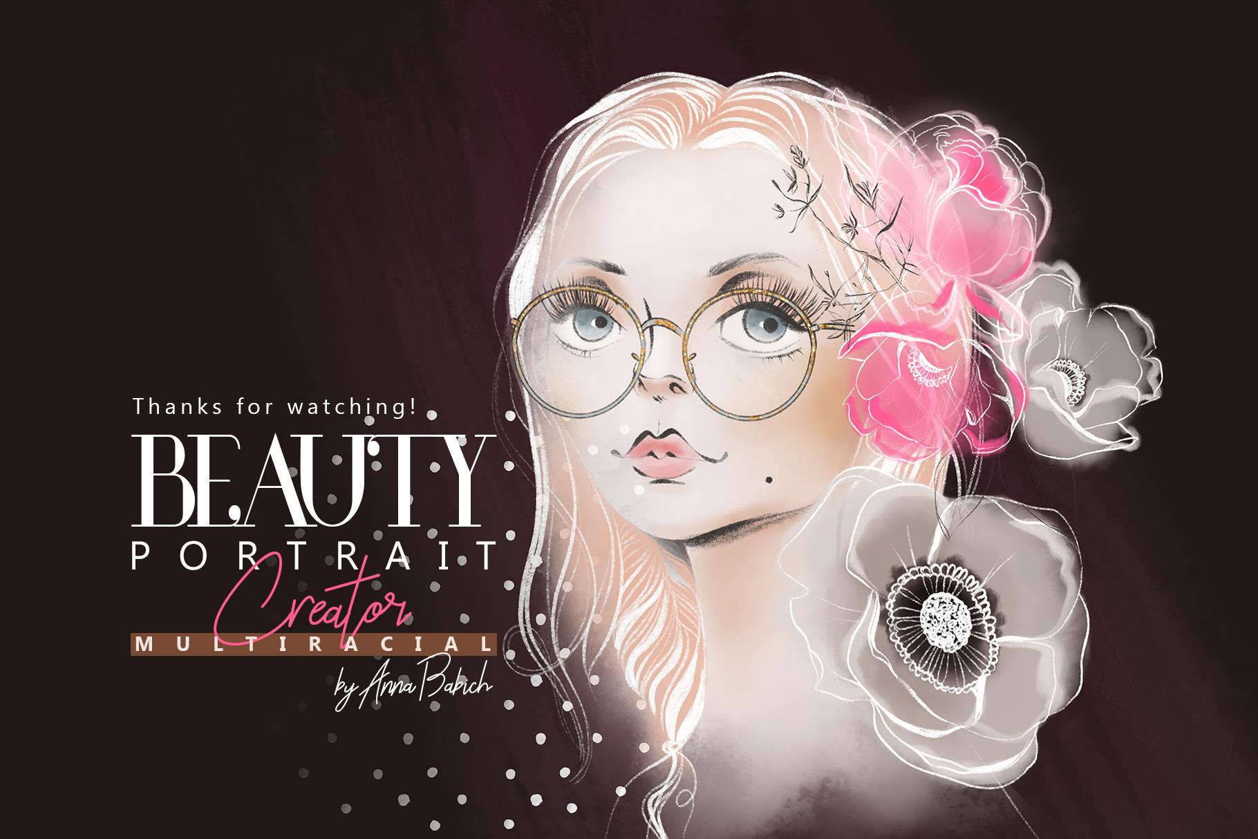 Beauty Portrait Creator example image 7