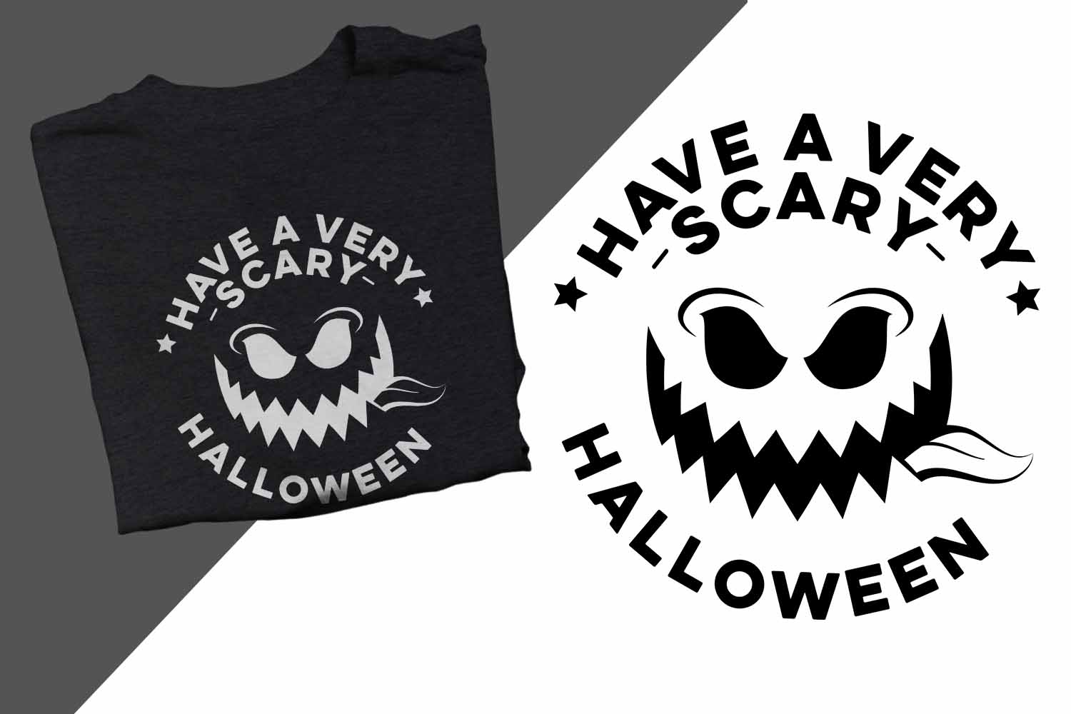 Have a very scary Halloween Printable example image 1