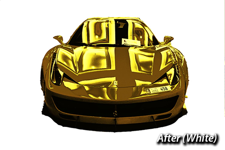 Gold Photo Manupulation Action  example image 4