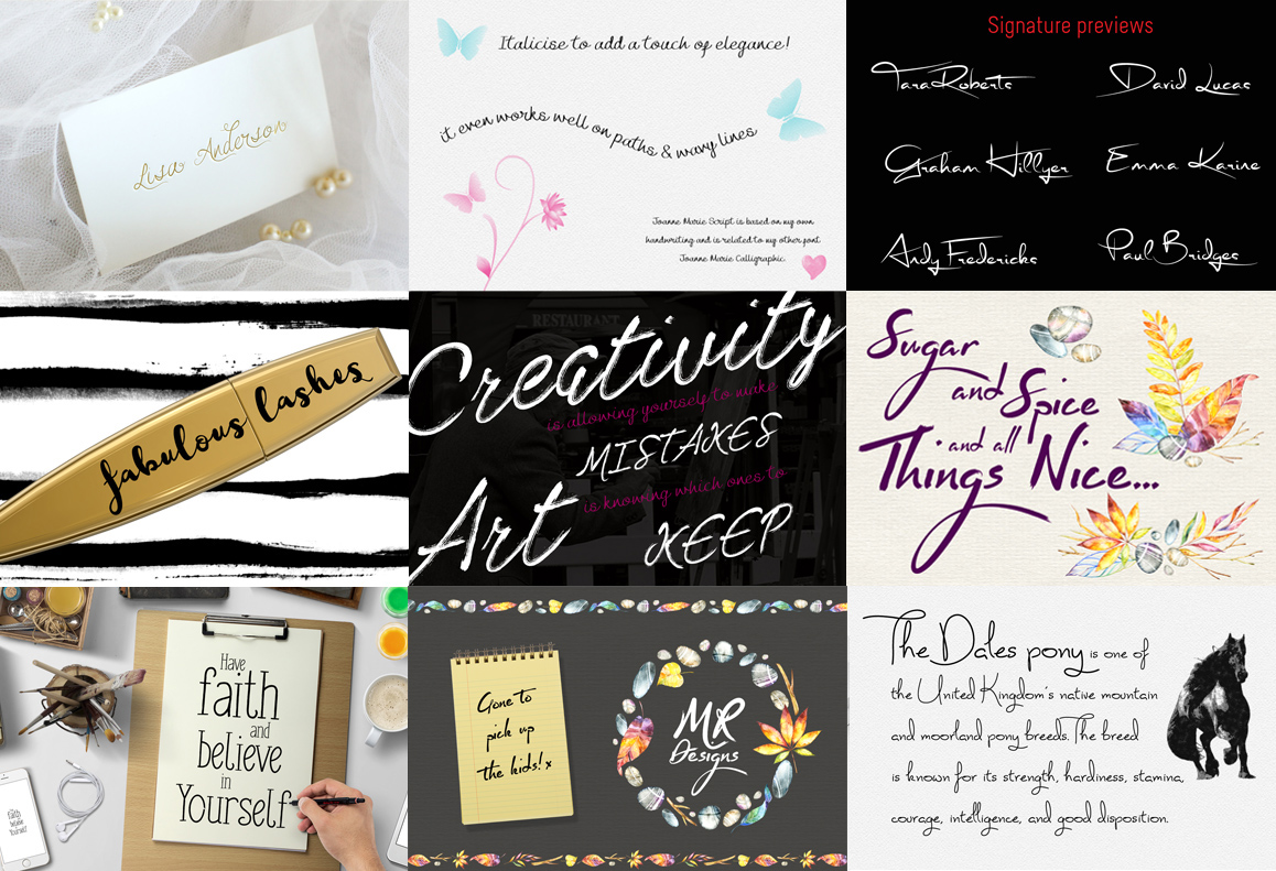 Funky Font Bundle example image 4