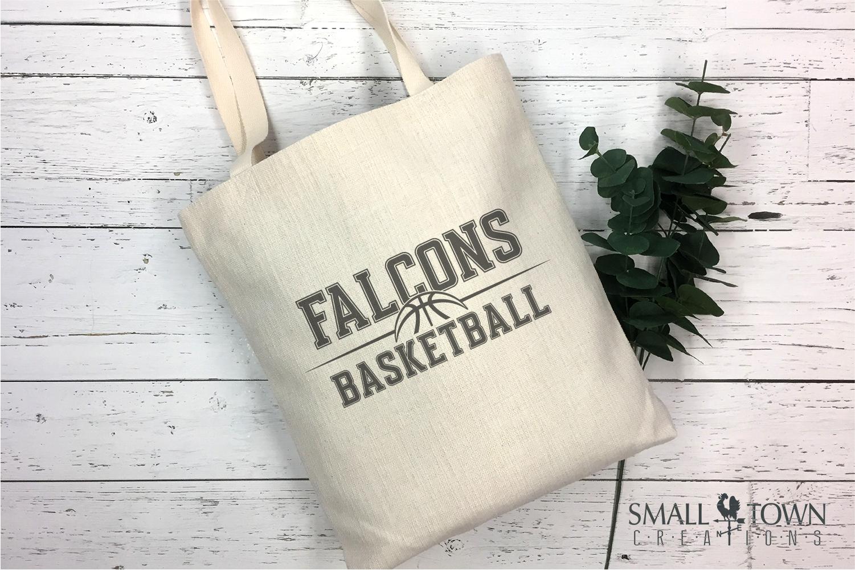 Falcon, Basketball, Sports, Design, PRINT, CUT, DESIGN example image 4