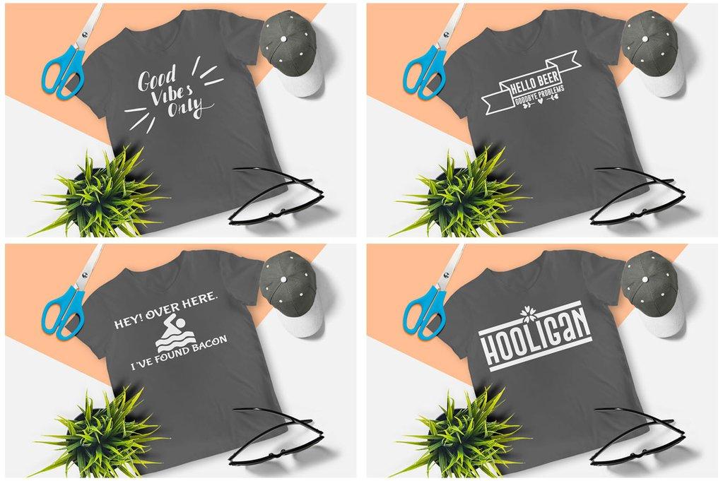 200 Printready Tshirt Design Mega Bundle example image 14