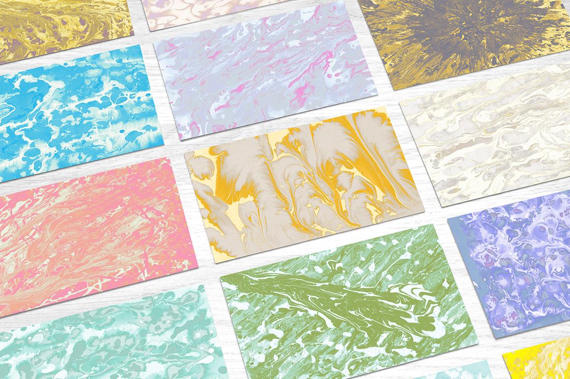 Wet Paint Textures Vol. 2 example image 2