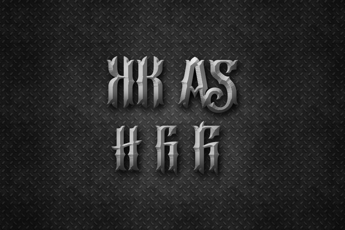 Yasaman Typeface example image 5