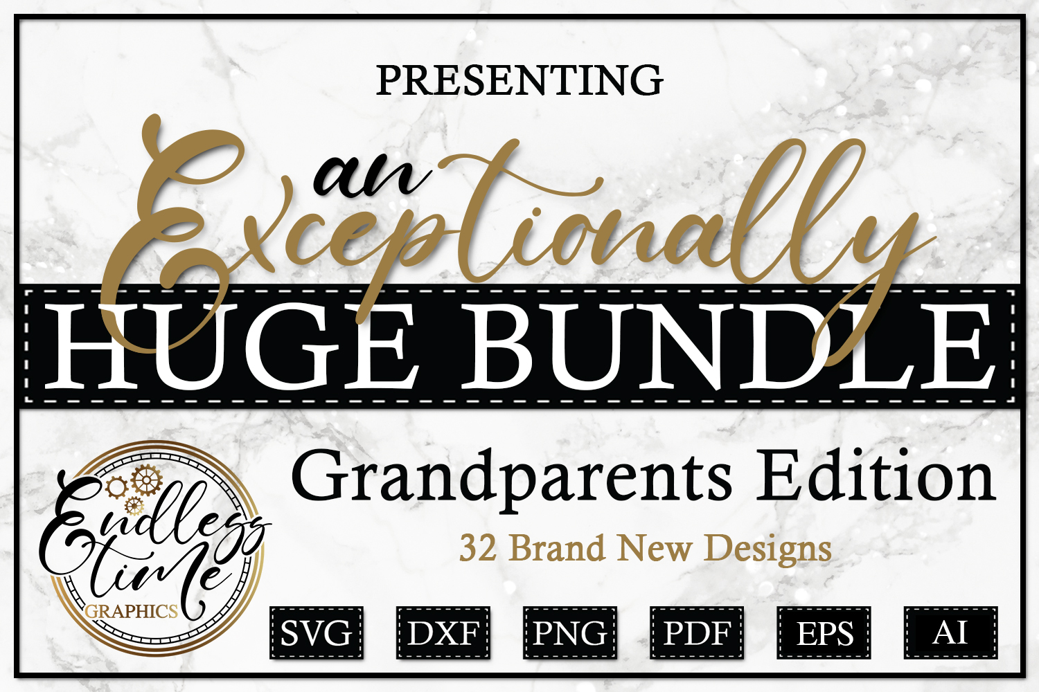 An Exceptionally Huge Bundle - Grandparents Edition example image 1