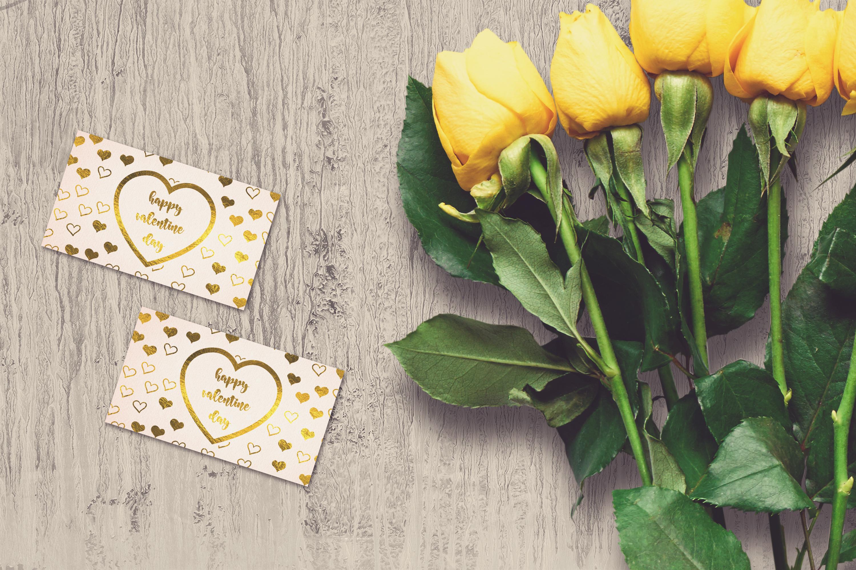 Valentine Card Mock-up #24 example image 1
