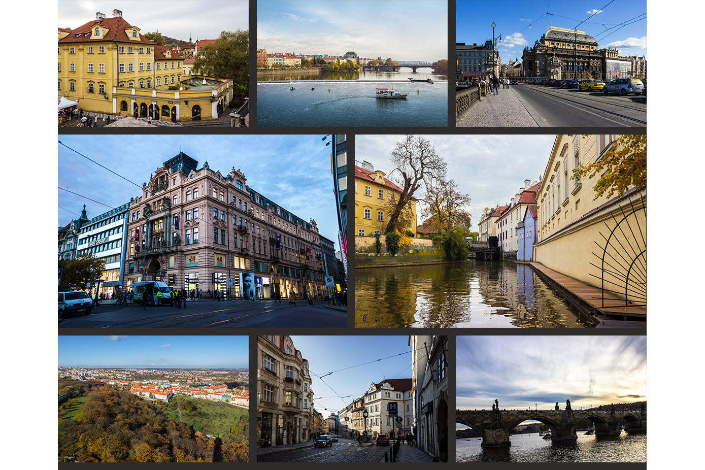 Autumn in Prague | 50 high-quality photos example image 5