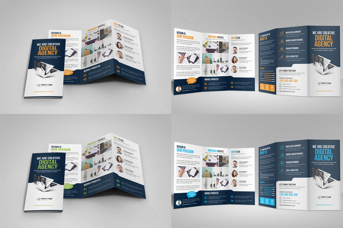 Portfolio Brochure Bundle example image 22