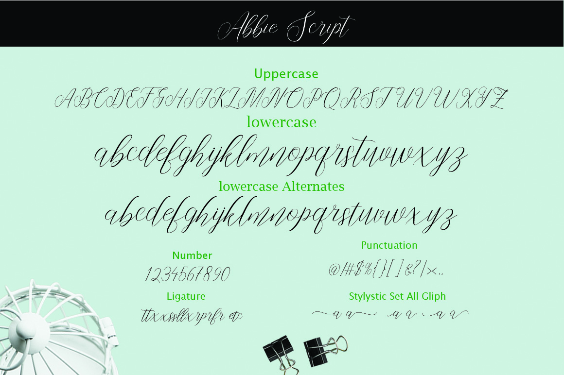 Abbie Script example image 7