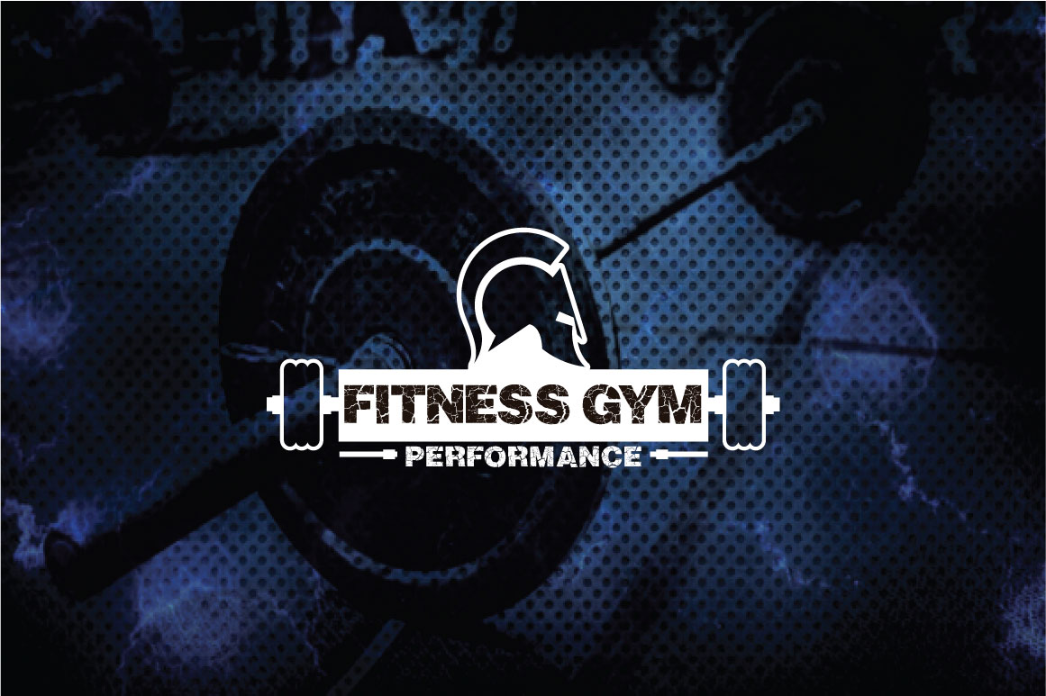 Fitness Gym - Labels & Badges example image 6