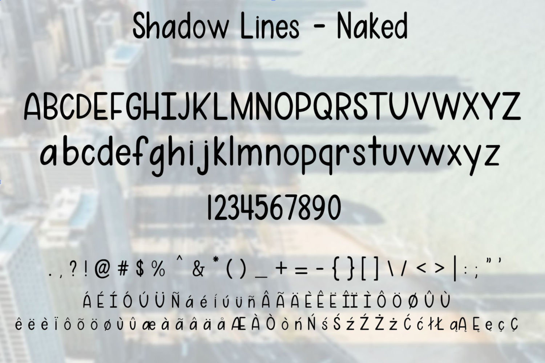 4 Font Mini Bundle - Volume 2 example image 16