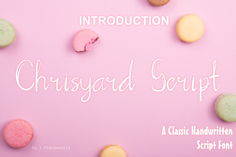 Chrisyard example image 1