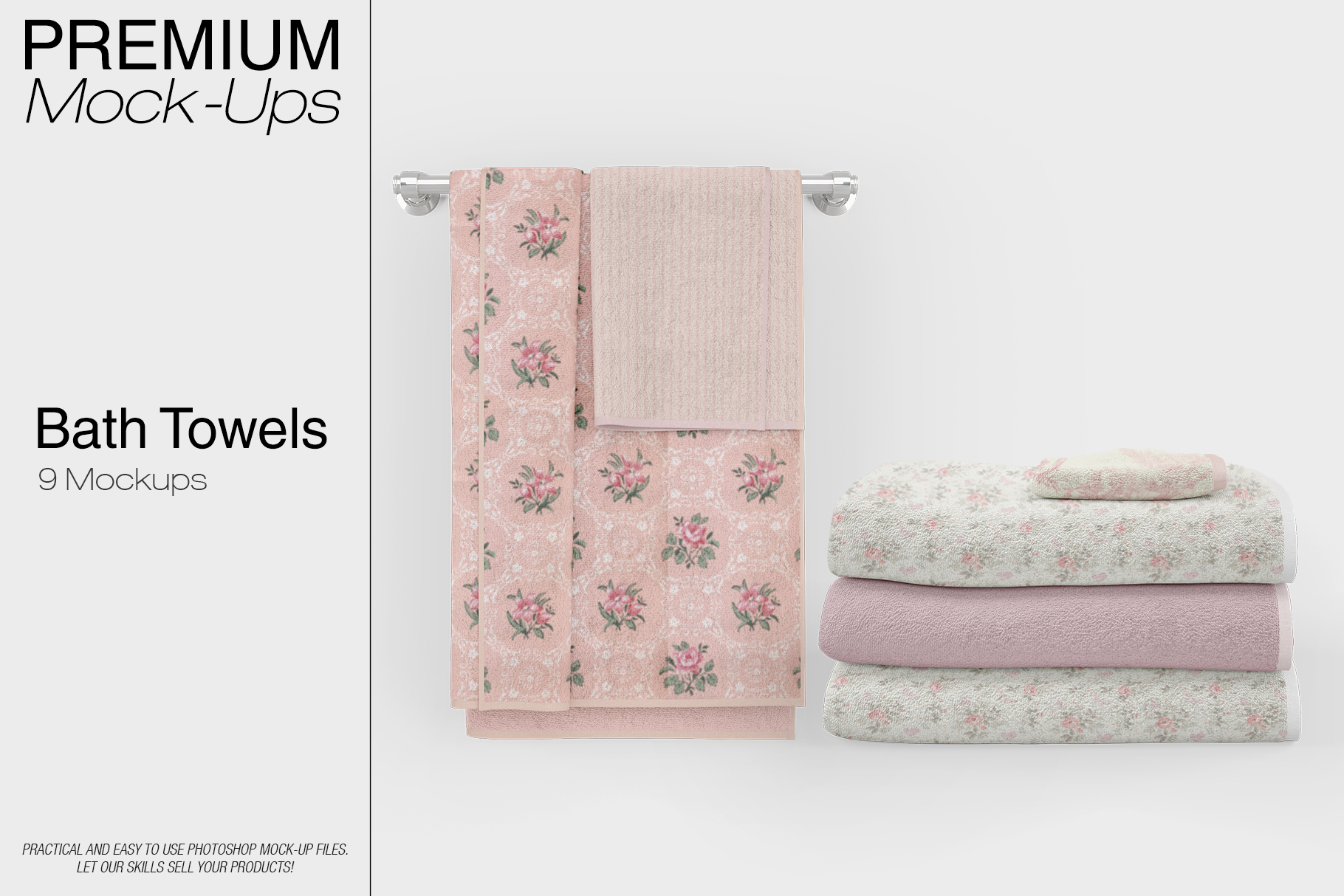 Bath Towels example image 1