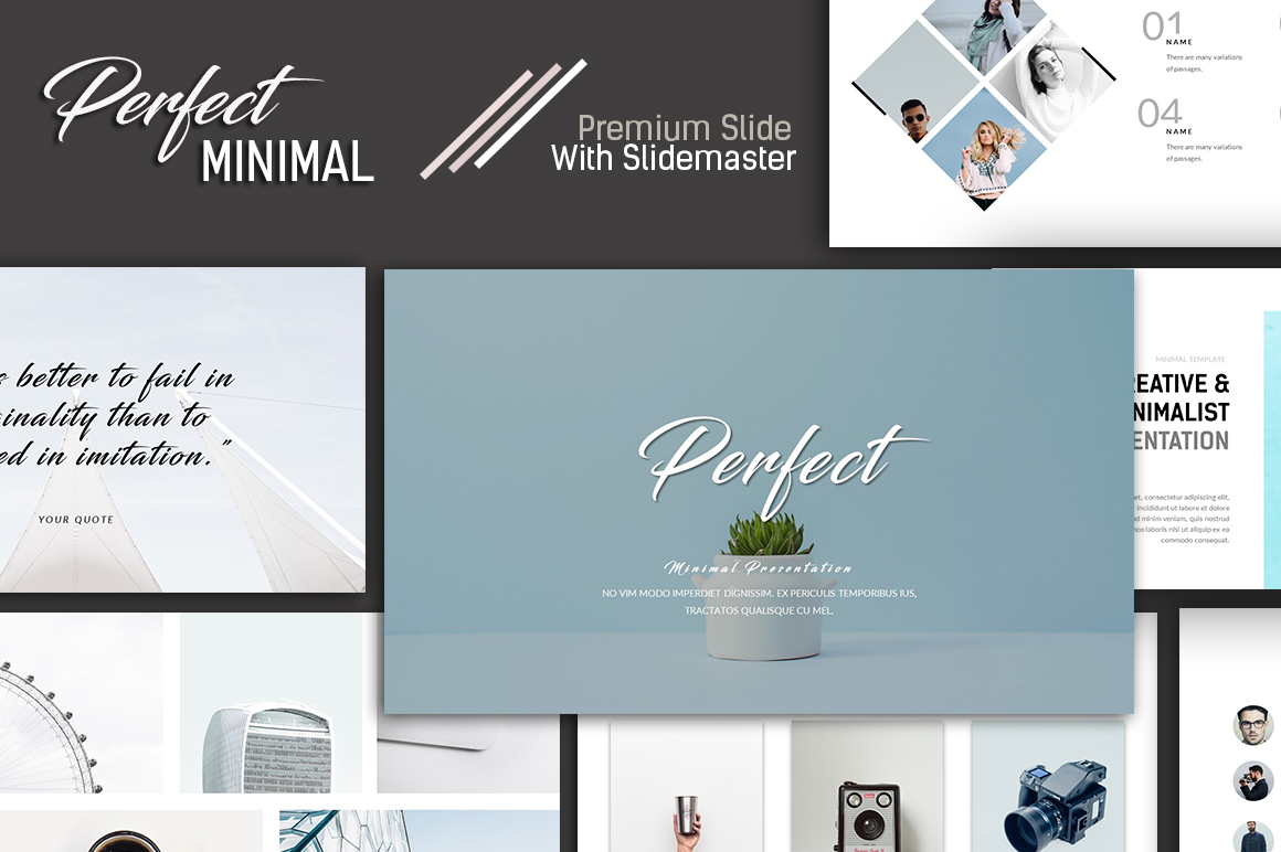 Perfect Minimal Presentation example image 1