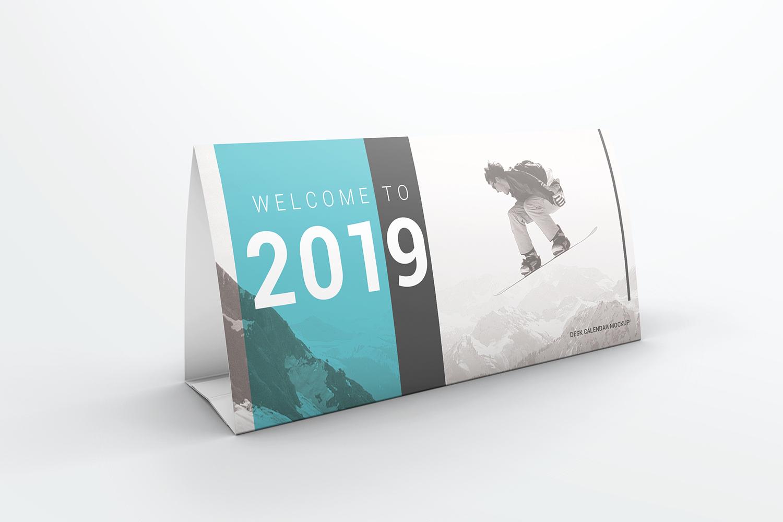 Desk Calendar Mockups example image 2