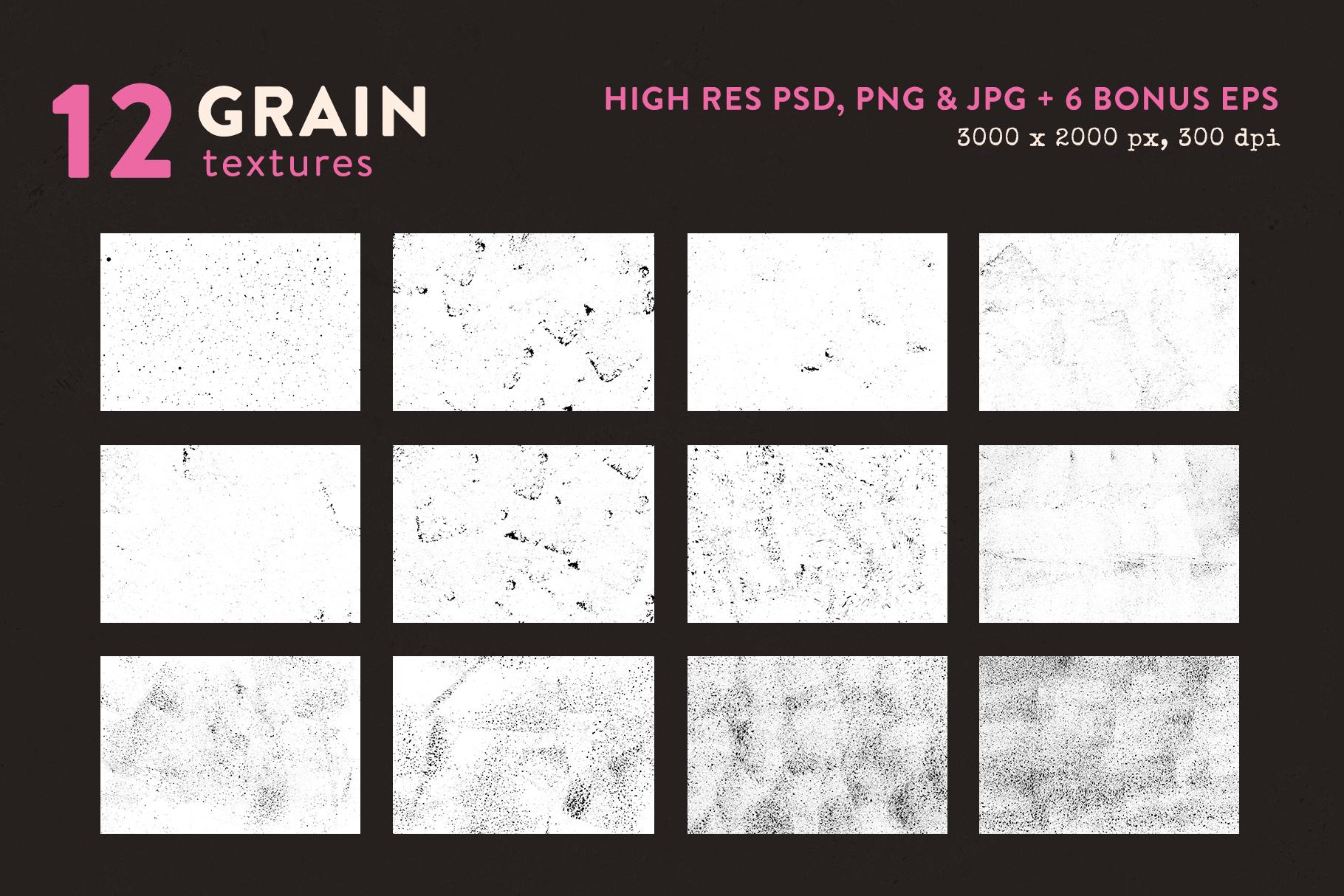 Grain Textures example image 2
