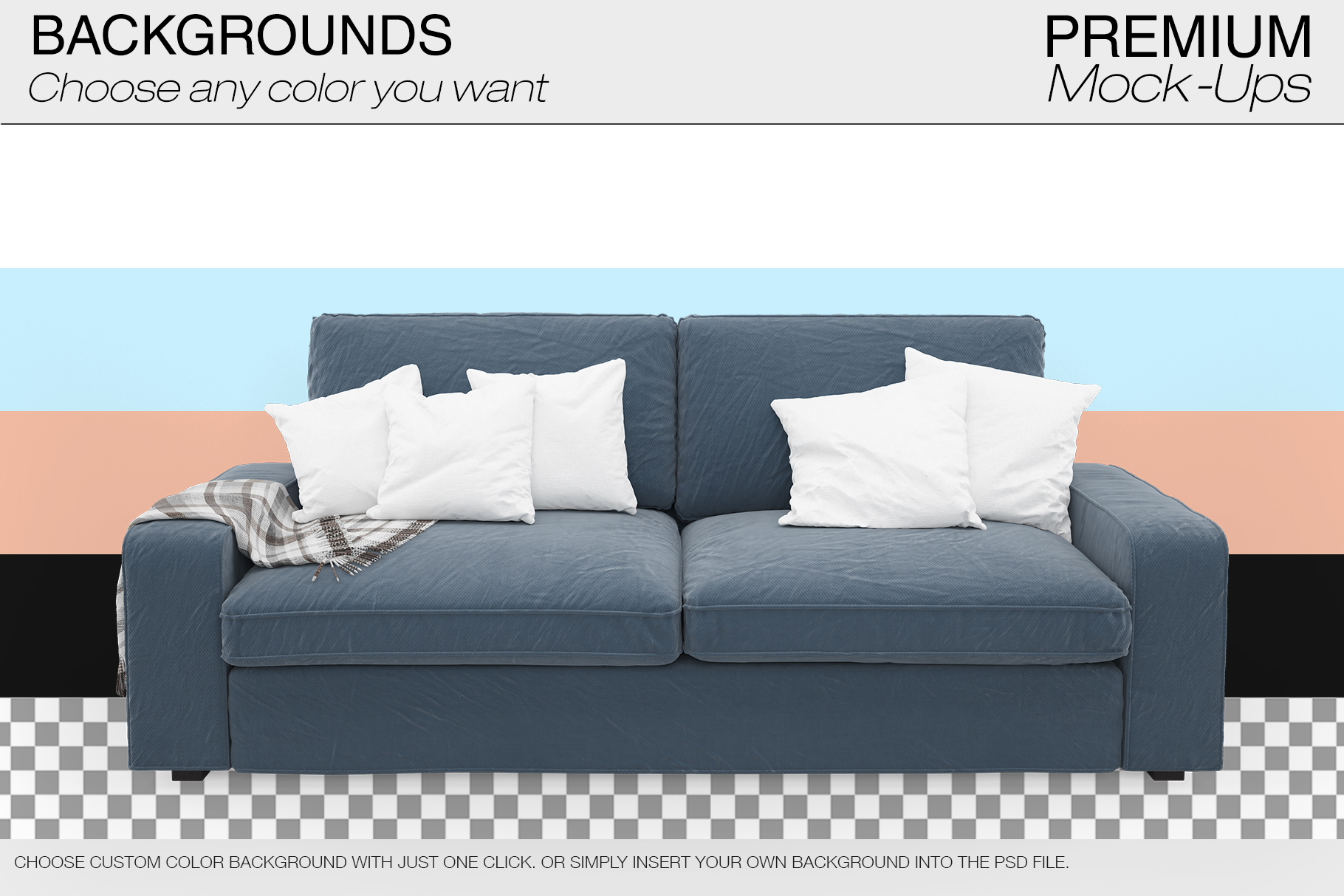 Pillow Mockups example image 2