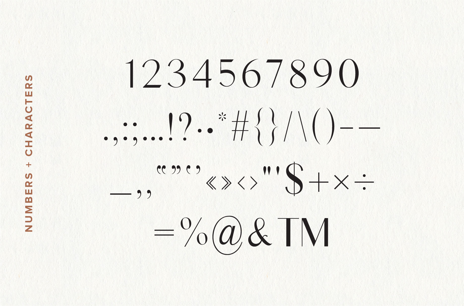 Lumina | Modern Sans Serif