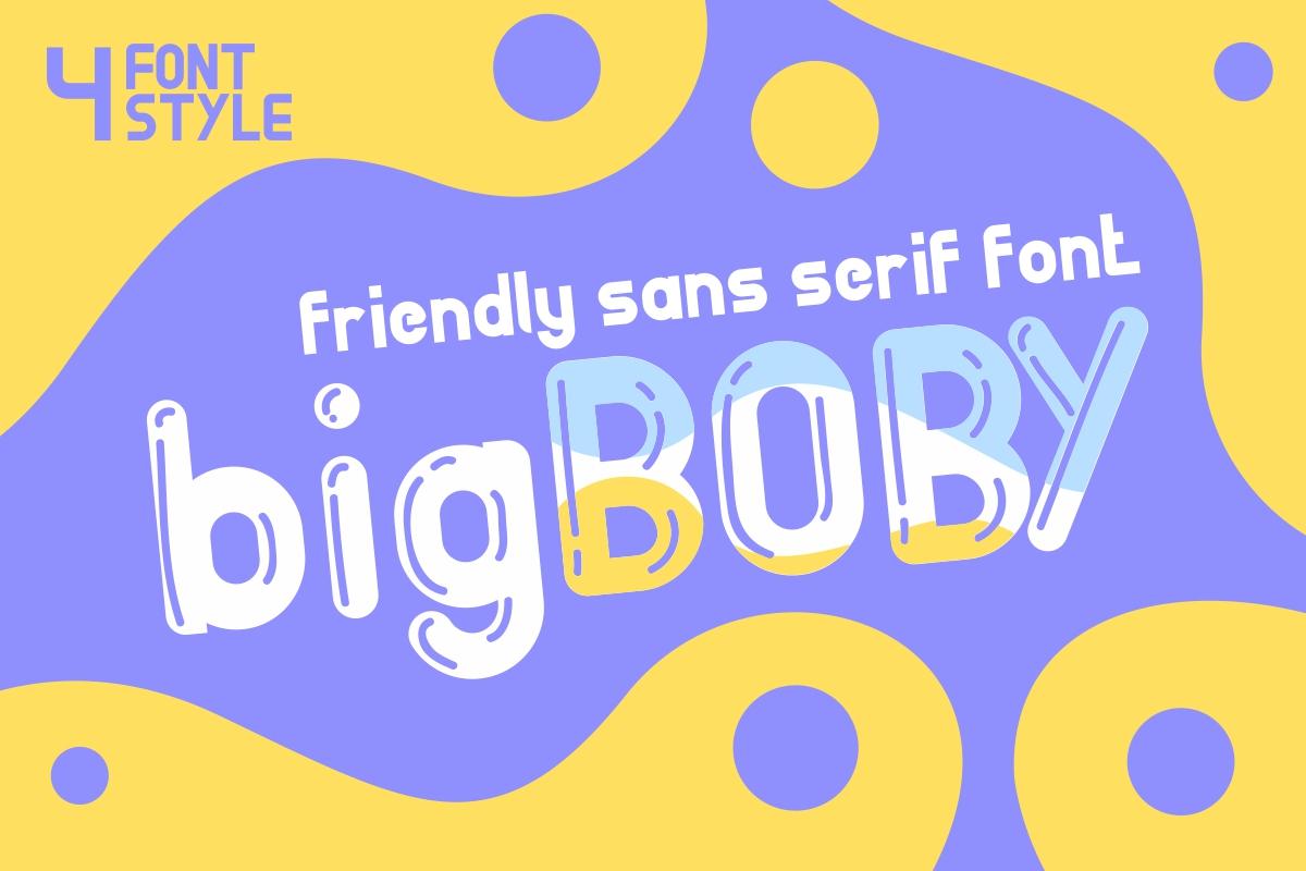 BigBOBY example image 2