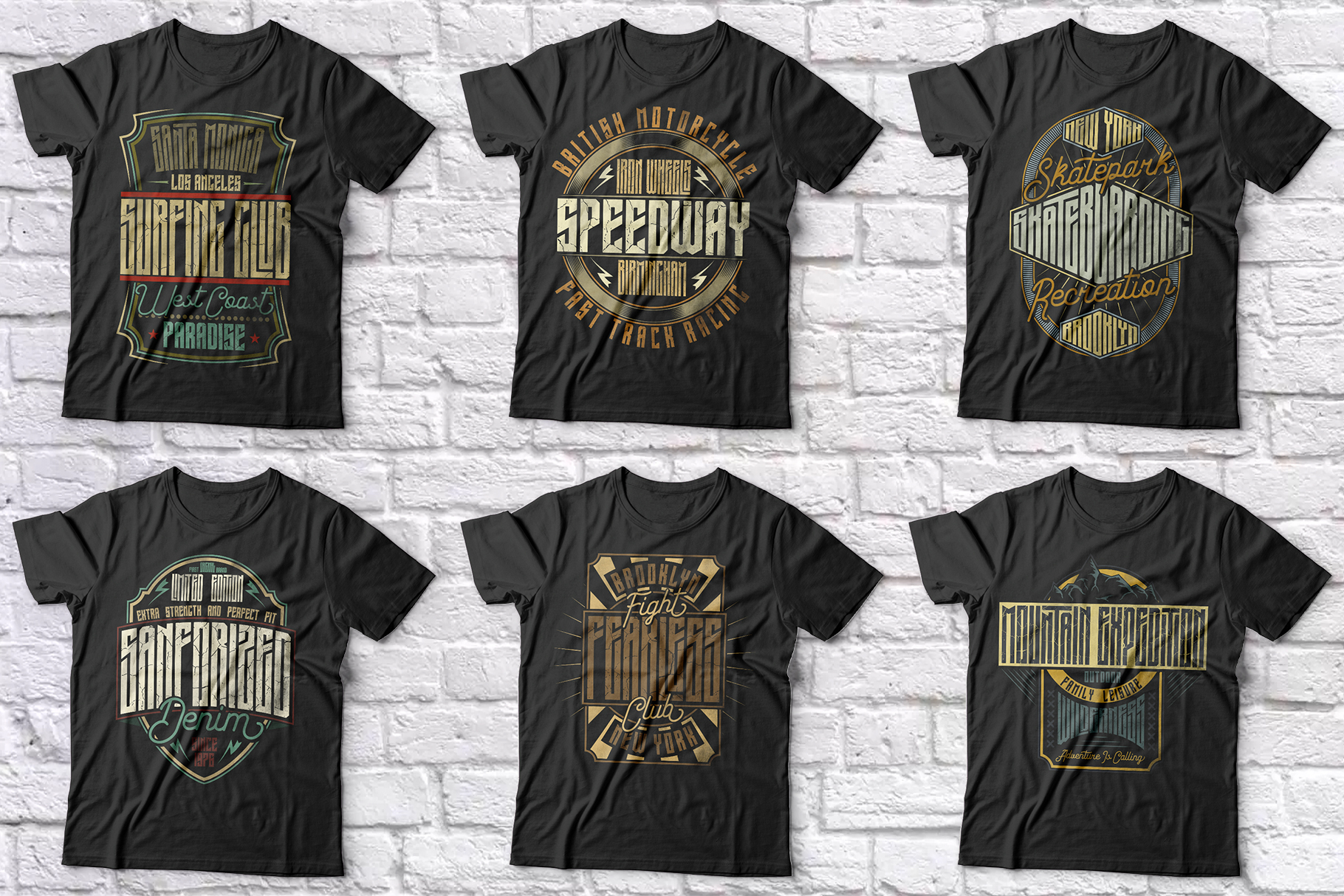 102 ready t-shirt designs BUNDLE example image 2