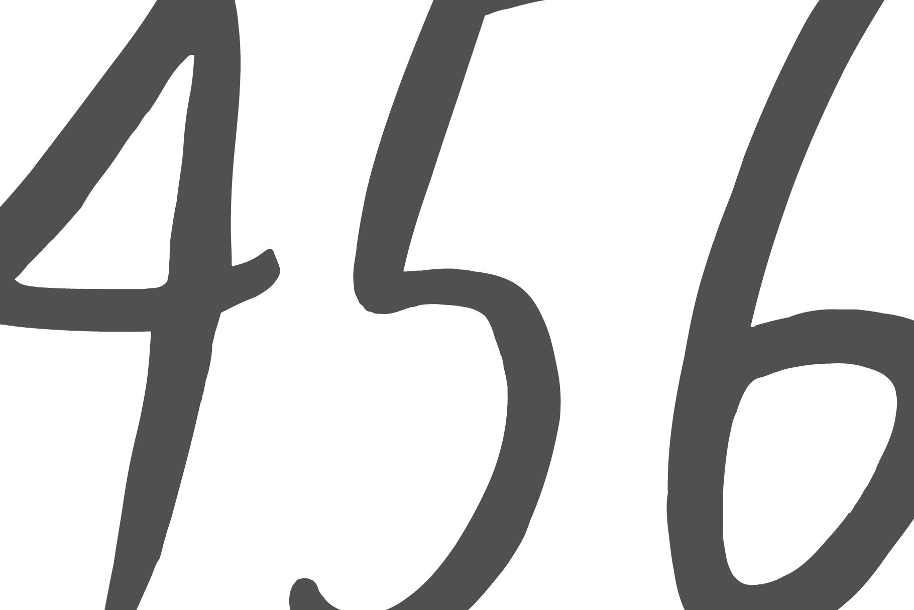 Adden Handmade Sans Serif Font example image 6