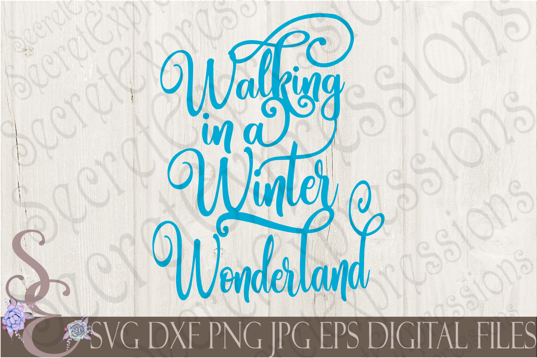 Winter SVG Bundle 10 Designs example image 2