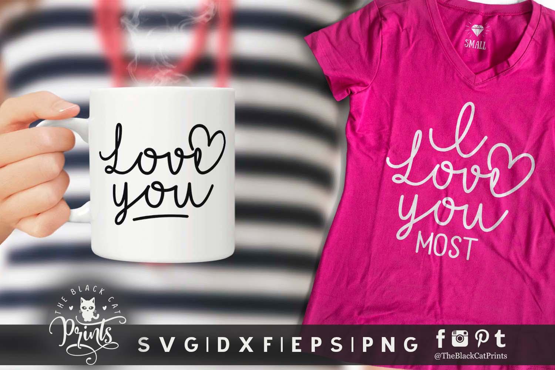 Mini Valentines bundle SVG DXF EPS PNG example image 10
