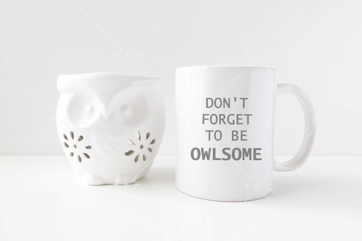 White Mug Mockup example image 2