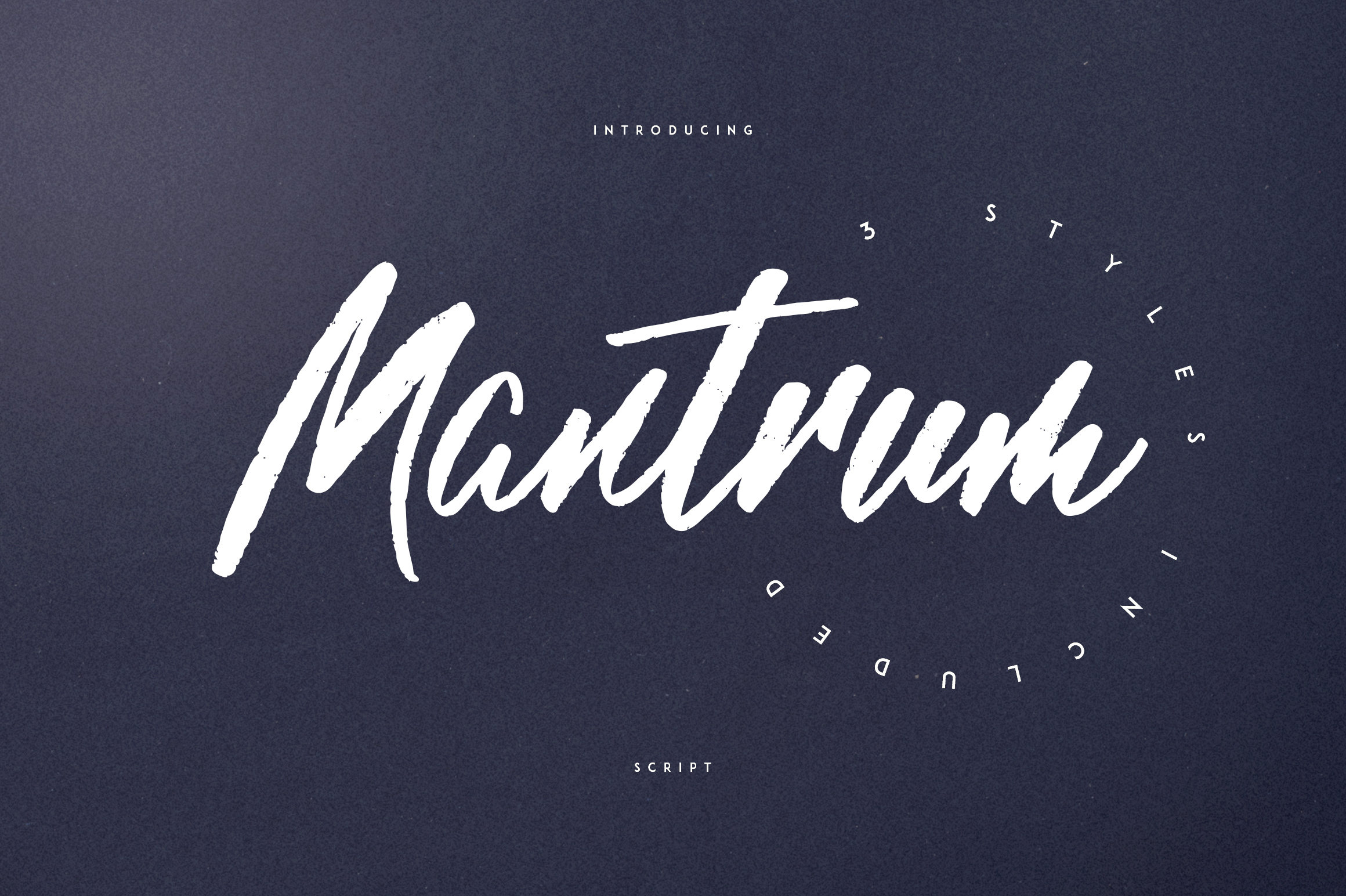 Signature font collection 15in1 example image 26