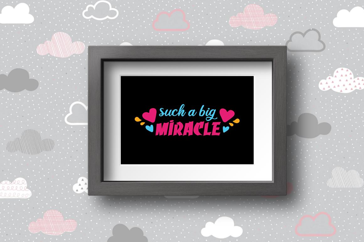 BUNDLE Pregnancy Announcement SVG Cut Files example image 14