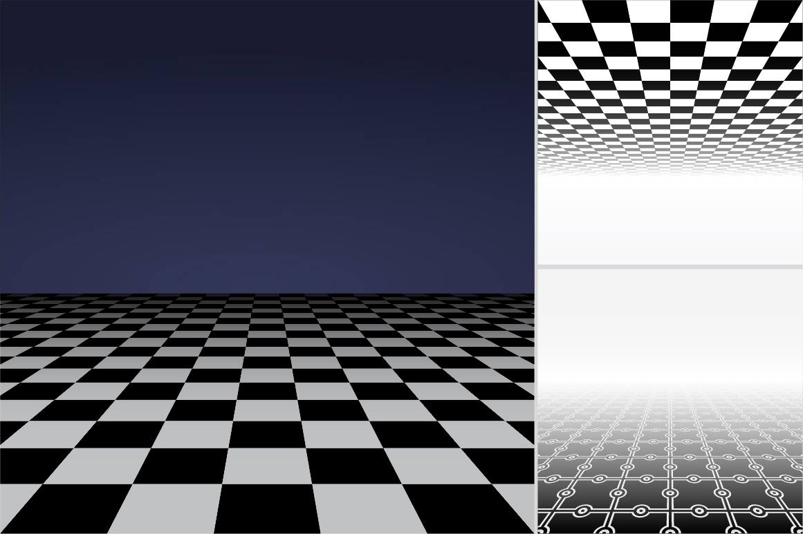 Abstract Backgrounds set. example image 5