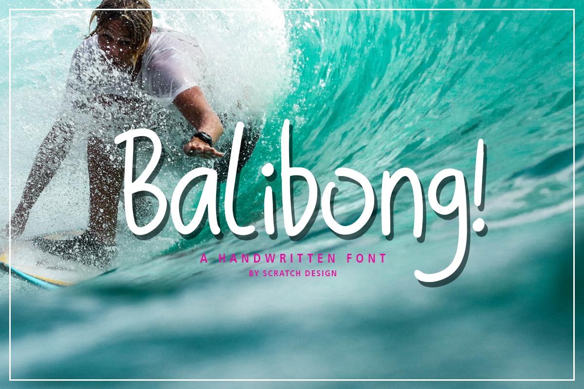 Balibong example image 2