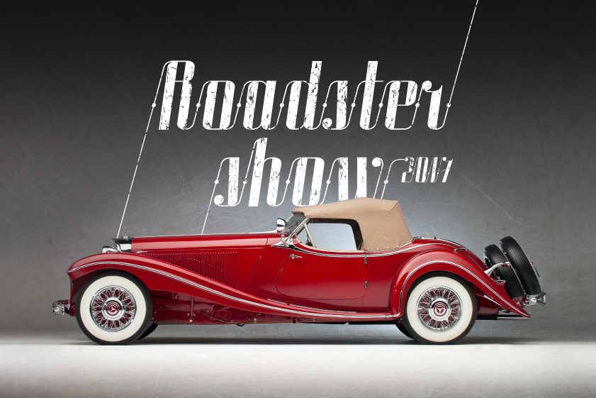 ROADSTER typeface example image 3