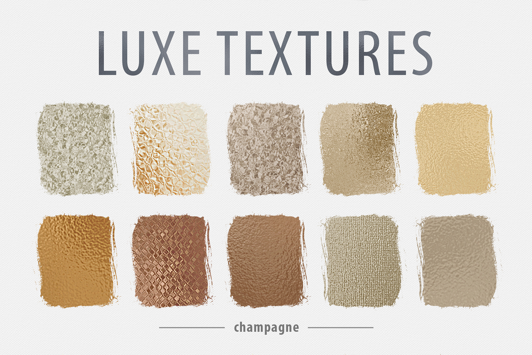 Luxe - 200 Textures and Patterns - Foil, Glitter, Marble example image 9