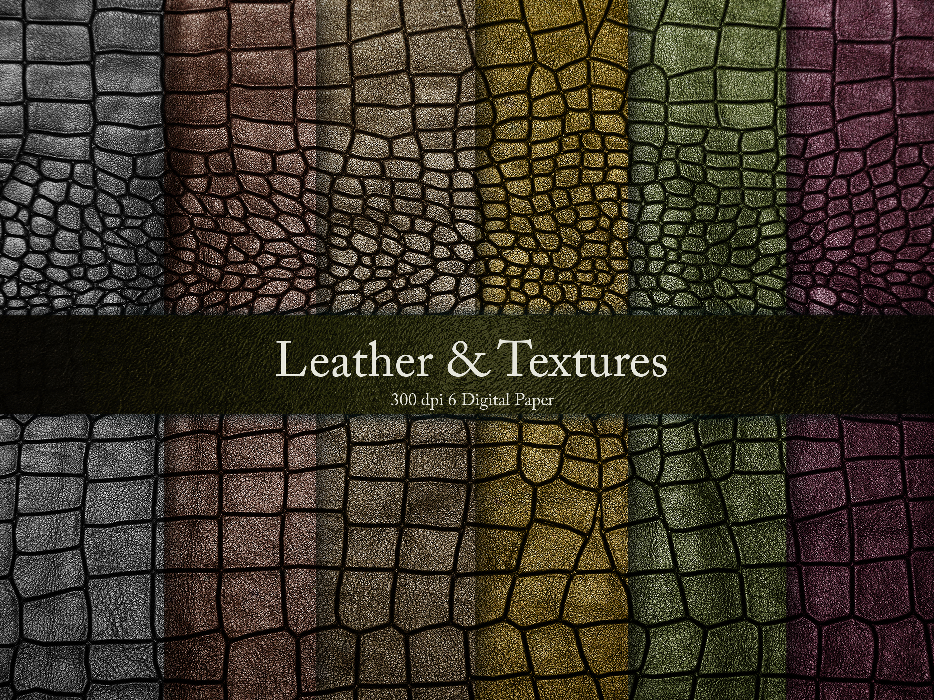 Leather Textures example image 1