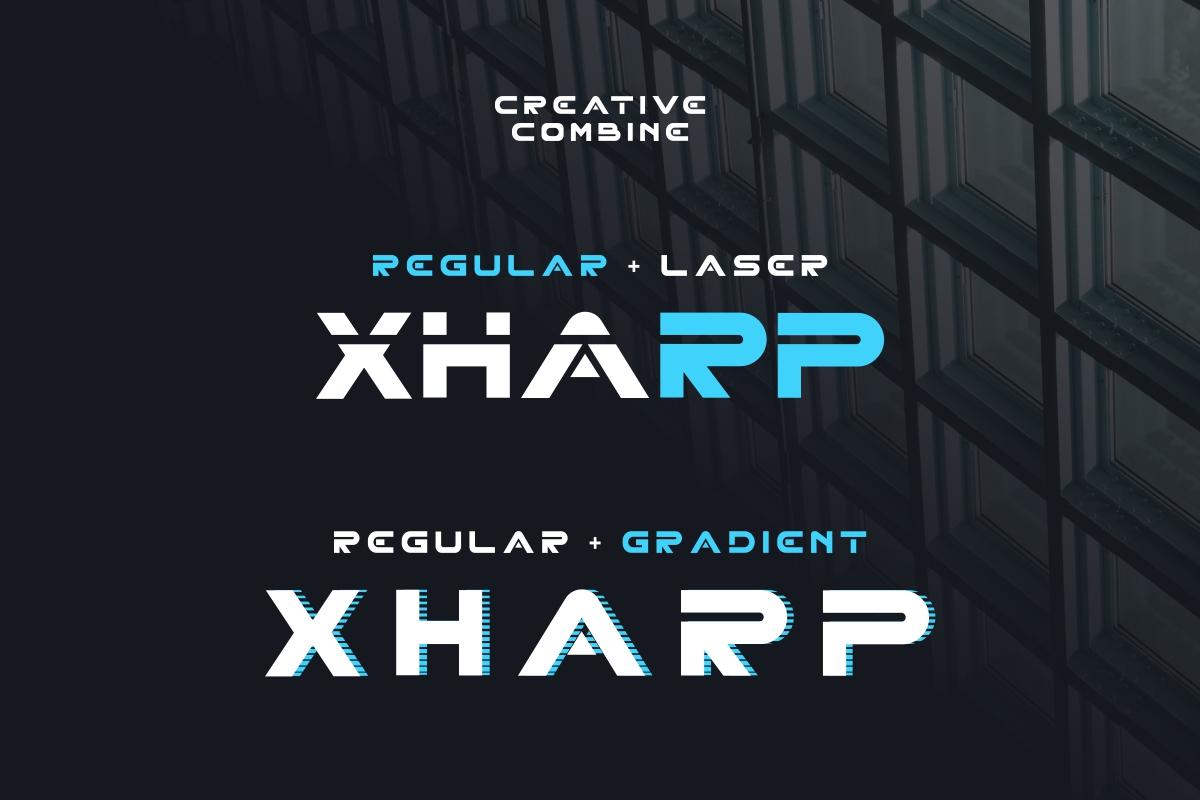 XHARP example image 3